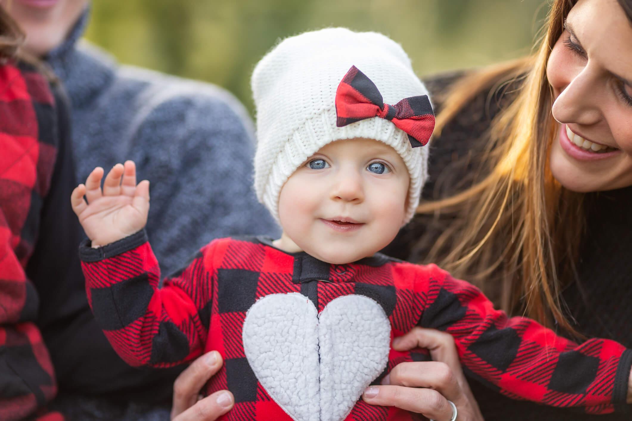 Tree Farm Holiday Fine Art Portraits, Family Photography Boston 6